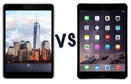 Nokia N1 quá giống iPad Mini?
