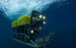 Robot thu thập dữ liệu các khối băng ở Nam Cực