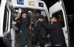 Sập hầm mỏ tại Trung Quốc, 16 công nhân thiệt mạng