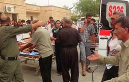 Iraq: Đánh bom liên tiếp gây thương vong lớn