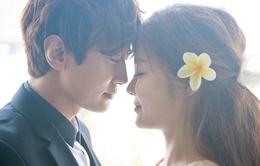 Ngắm bộ ảnh cưới ngập tràn lãng mạn của Chae Rim