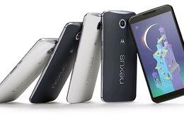 Nexus 6 – Phablet đầu tiên của Google