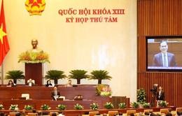 VIDEO: Bộ trưởng Nội vụ Nguyễn Thái Bình trả lời chất vấn