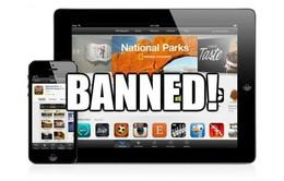 Từ 1/1/2015, Nga cấm bán iPhone, iPad