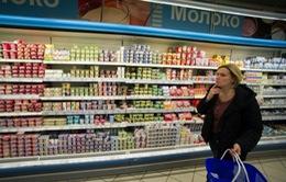 Dân Nga vẫn lạc quan mua sắm dịp cuối năm