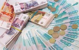 Nga tiếp tục các biện pháp ổn định thị trường tiền tệ