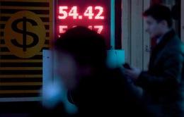Nga thiệt hại 140 tỷ USD/năm do cấm vận và giá dầu giảm
