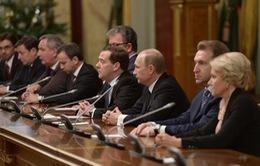 Quan chức Nga sẽ không được nghỉ Tết