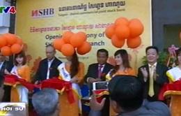 SHB mở chi nhánh thứ batại Campuchia
