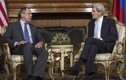 Ngoại trưởng Nga – Mỹ gặp nhau tại Italy