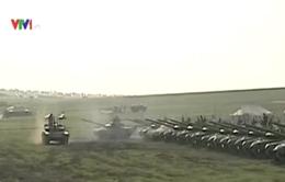 Ukraine và phe ly khaisẽngừngbắn từ ngày 9/12
