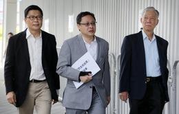 Hong Kong:3 người đứng đầu phong trào biểu tìnhsẽđầu hàng cảnh sát