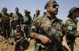 Iraq: Lực lượng người Kurd đẩy lùi IS khỏi cửa khẩu chiến lược