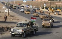 Lực lượng Peshmerga tới Kobani hỗ trợ người Kurd