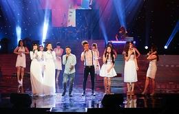 Sao hội tụ tại minishow của nhạc sĩ Nguyễn Đức Cường