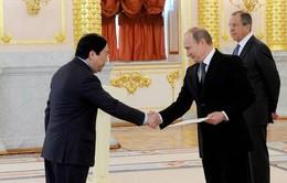Việt Nam – Nga tăng cường hợp tác