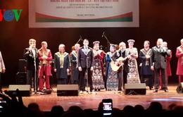 Sôi động đêm nhạc Belarus tại Việt Nam