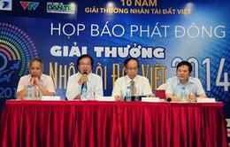 THTT Lễ trao giải Nhân tài Đất Việt 2014 (20h30, VTV2)
