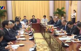 Tăng cường mối quan hệ hợp tác kinh tế, thương mại Việt Nam - Nhật Bản
