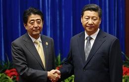 Nhật Bản muốn cải thiện quan hệ với Trung Quốc và Nga