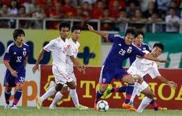 U19 Việt Nam 0-1 U19 Nhật Bản: Nỗi đau thêm dài