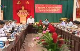 Kiểm tra tình hình phát triển kinh tế - xã hội tại Nghệ An