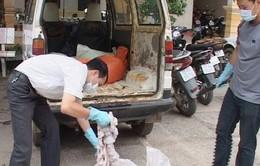 Hà Nội: Bắt giữ nhiều vụ vận chuyển nội tạng lậu
