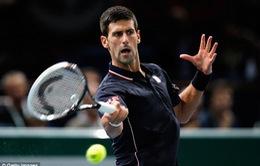 """Bán kết Paris Masters 2014: Djokovic """"phục hận"""" thành công Nishikori"""