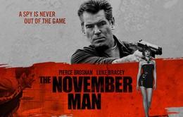 """The November Man: Hấp dẫn từ trò chơi """"mèo đuổi chuột"""""""