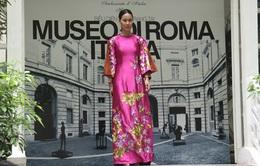 Đưa thời trang Việt đến thành Rome, Italy