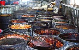 Sốc: Sản phẩm từ dầu bẩn Đài Loan đã có tại Việt Nam