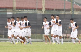 Ngày 26/09, Olympic Việt Nam - ĐT Olympic UAE: Chờ đợi tin vui