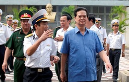 Việt Nam đóng thành công tàu tên lửa Molniya