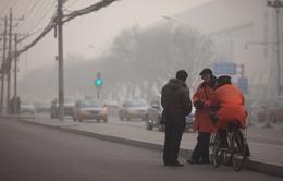Bắc Kinh mịt mù trong khói bụi ô nhiễm