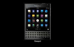 08/10, ra mắt BlackBerry Passport tại Hà Nội