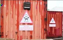 7.000 lít dầu độc sẽ được chuyển về Kiên Giang xử lý