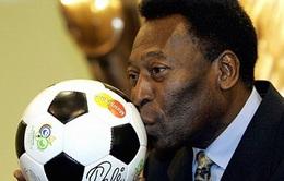 """""""Vua bóng đá"""" Pele hai lần phải nhập viện trong tháng 11"""