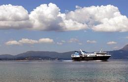 Phà chở 466 hành khách bốc cháy tại Hy Lạp
