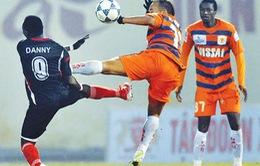 V-League 2015: Siết chặt án phạt với hành vi bạo lực sân cỏ