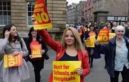 Scotland trước thềm cuộc trưng cầu dân ý lịch sử