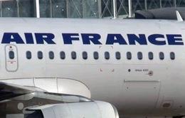 Air France hủy 60% số chuyến bay do phi công đình công