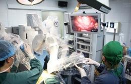 Bệnh viện Nhi triển khai phẫu thuật nội soi bằng Robot