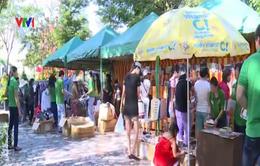 TP.HCM:Phiên chợ đồ cũ ủng hộ trẻ em nghèo