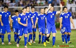"""AFF Cup: HLV Dooley tin vào cơ hội """"hất văng"""" người Thái"""