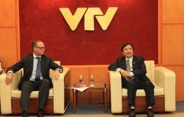 Tập đoàn truyền thông RTL mong muốn hợp tác với VTV