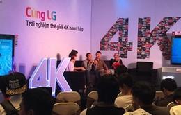 Các nhà làm phim trẻ với công nghệ làm phim 4K