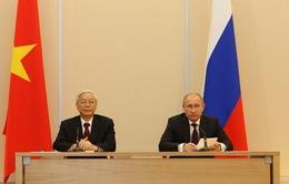 Báo chí Nga đánh giá cao chuyến thăm của Tổng Bí thư Nguyễn Phú Trọng
