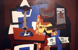 Dự định bán đấu giá sách phác thảo của Picasso