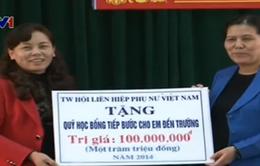 Hội Liên hiệp Phụ nữ Việt Nam thăm Cao Bằng