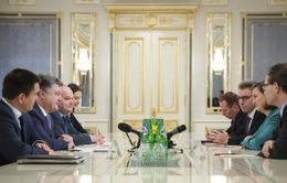 Tổng thống Ukraine gặp trợ lý Ngoại trưởng Mỹ